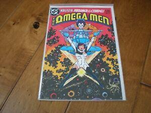 THE OMEGA MEN #3 (1983 Series) DC Comics '1st Appearance LOBO' NM
