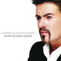 George Michael Ladies & Gentlemen The Best of 2 CD NEW Australian Ed. unsealed