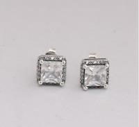 925 Sterling Silver Timeless Stud Earrings