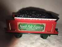 COAL TENDER from North Pole Express Christmas Train Piece EZTEC