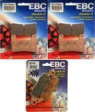EBC HH Front + Rear Brake Pads (3 Sets) 2006-2015 Suzuki M109 Blvd FA379 FA231HH