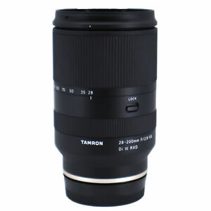 Tamron 28-200mm f/2.8-5.6 Di III RXD Zoom Lens for Sony E-Mount (A071)