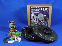 EBC S5KR1127 Stage-5 Superstreet Brake Kit
