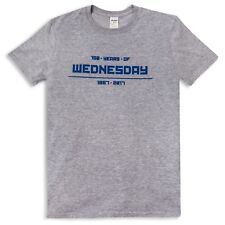 Sheffield Wednesday T-shirt '150 Years of Wednesday' SWFC New with tags Medium