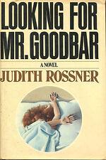 Looking for Mr. Goodbar-Judith Rossner-First Edition/DJ-1975