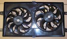 2001 2002 Chrysler Sebring 3.0L V6 Radiator AC Cooling Fan Motor & Assembly