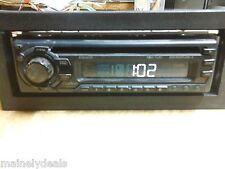CLARION RDB365D IN-DASH RECEIVER USED 45Wx4 RCA PREOUT TESTED WORKING