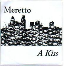 (398H) Meretto, A Kiss - DJ CD