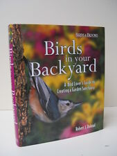 Birds In Your Backyard by Robert J. Dolezal