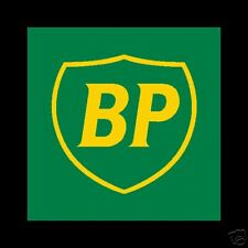BP Oil Stickers Rally GP Old Vintage