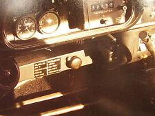 Mk1Escort Twincam Mexico RS1600 Works Lucas Navigators Horn Button