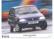 Rover 100 Series 114 GTa 1997 original Colour Press Photograph No. 843