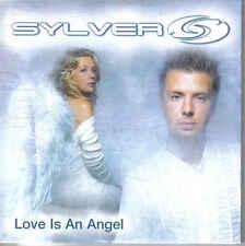 Silver-Love is an angel cd maxi single cardsleeve eurodance belgium