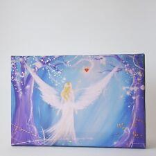 """Engelbilder, Schutzengel Bild """"In Deinem Herzen"""" Engelbild mit Herz und Bäumen"""