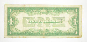1928 $1.00 Funny Back - Silver Certificate - Monopoly Money - Collectible *688