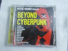 BEYOND CYBERPUNK- CD-DEE DEE RAMONE-RICHARD HELL-MUDHONEY and more 2001