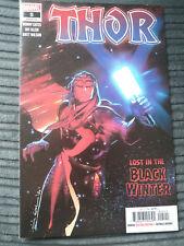 MARVEL COMICS: THOR #5 VFN 8.0 CVR A 1ST PRINT DONNY CATES 1ST FULL BLACK WINTER