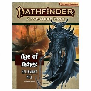 Livres Pf 2nd Édition : Aventure Chemin - Age Of Ashes Pièce 1 - Hellknight