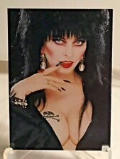 1996 Comic Images - Elvira Mistress of the Dark Trading Cards 72 in set