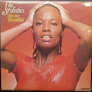 THE STYLISTICS YOU ARE BEAUTIFUL LP Avco 1975