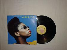 "Adeva – It Should Have Been-Disco 12"" MAXI SINGLE 33 Giri Vinile USA 1991 House"