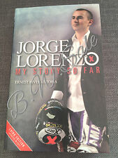 Jorge Lorenzo (3rd Edition): My Story So Far Motorbike Racing MotoGP Race Book