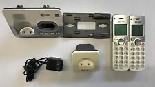 AT&T DECT 6.0 2-Handset Cordless Home Phone Digital Answering System