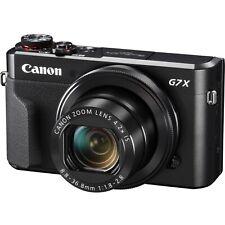 Canon PowerShot G7 X Mark II Digital Camera 32GB Starter Bundle