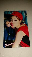 T-ara hwayoung lovey dovey japan jp OFFICIAL  Photocard  Kpop K-pop