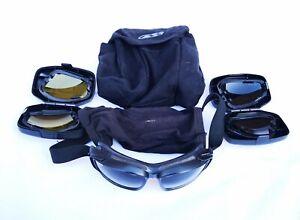 Genuine British Army ESS V12  Ballistic Tactical Goggles