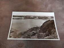 Real photographic  postcard - Broadsands - Nr Paignton Torbay Devon
