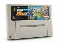 Super Robot Taisen Wars EX - Nintendo Super Famicom SFC JAP Japan