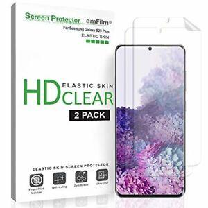 Samsung Galaxy S20+ Plus Screen Protector HD Clear Flexible Skin TPU Film Cover