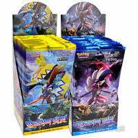Booster Pokémon Soleil Lune SL2 Gardiens Ascendants 300 Cartes 2 Displays Coréen