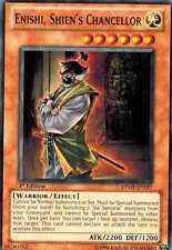 Enishi, Shien's Chancellor 1st X 3 RYMP Common Yugioh