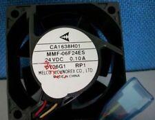 MITSUBISHI CA1638H01 MMF-06F24ES-RP1 60x25mm Fan F740 A740 E740 E720 24V 520-1