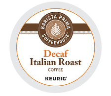 Barista Prima Decaf Italian Roast Keurig K-Cups 24 Count - FREE SHIPPING