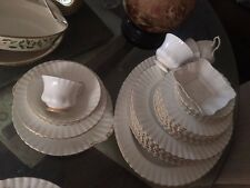 ROYAL ALBERT VAL DOR D'IR PARTIAL SET ALL NEW