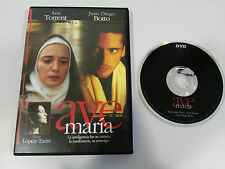 AVE MARIA DVD ANA TORRENT JUAN DIEGO BOTTO CASTELLANO ENGLISH