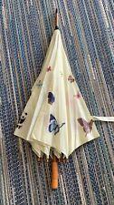 "Vintage Wwf World Wildlife Foundation Butterfly Print 32"" Umbrella"