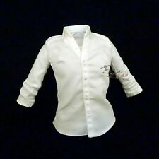 Hot Toys MMS310 Iron Man 3 PEPPER POTTS Figue 1/6th Scale WHITE SHIRT