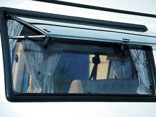 FLYOUT Moskitonetz: Aufstellfenster gegenüber Schiebetür VW T4 California Coach