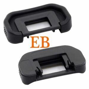 2pcs EB  Rubber Eyecup Eye Cup for EOS 6D 5D 5D2 70D 60D 50D 30D 2