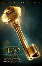 Hugo movie poster print (style A) : 11 x 17 inches - Martin Scorsese