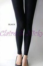 2 x Women's Sexy Warmer Winter Slim Leggings (One size, fit S,M)