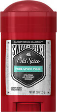 Old Spice Hardest Working Collection Anti-Perspirant Deodorant For Men Pure 2.6