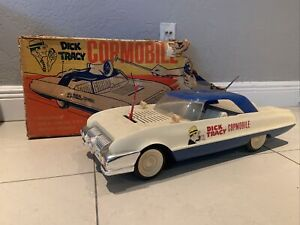 Dick Tracy Ideal Copmobile