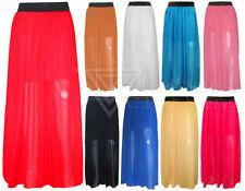 Faldas de mujer larga color principal multicolor