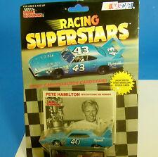 Racing Champions 1:64 NASCAR RACING SUPERSTARS #40 PETE HAMILTON '70 DAYTONA 500