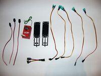 Multiplex EinStein 40MHz inkl. Kabel (5/7-Kanal-Empfängerbaustein inkl. 2Servos)